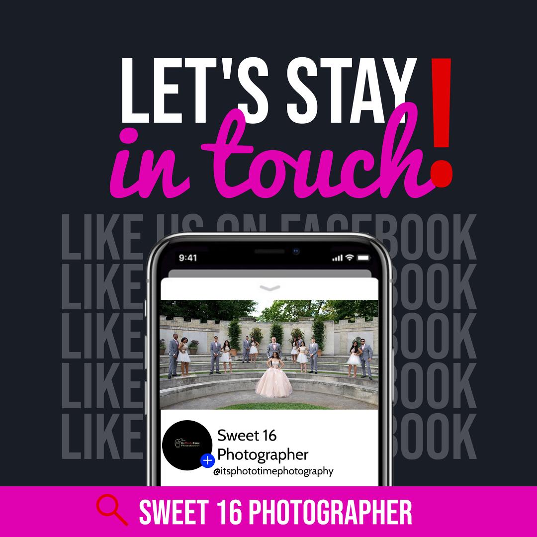 Sweet 16 Photographer